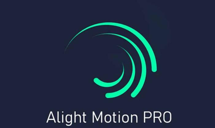 Alight Motion Pro Mod
