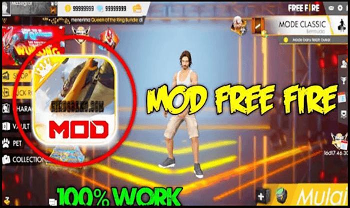 FF Mod APK Unlimited Diamonds