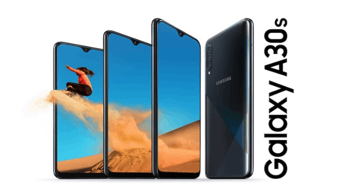 3 Cara Screenshot Samsung A30 dan A30s