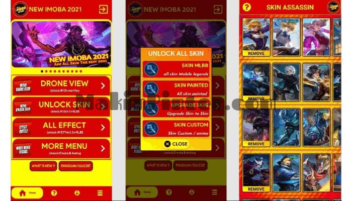 Cara Menggunakan New Imoba part 36 apk