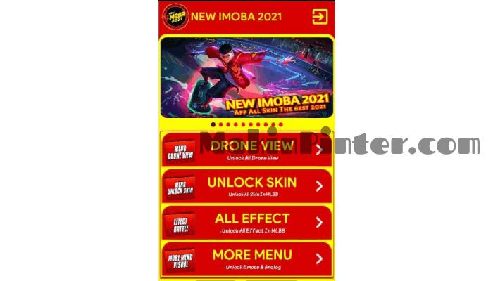 New Imoba 2021 Terbaru